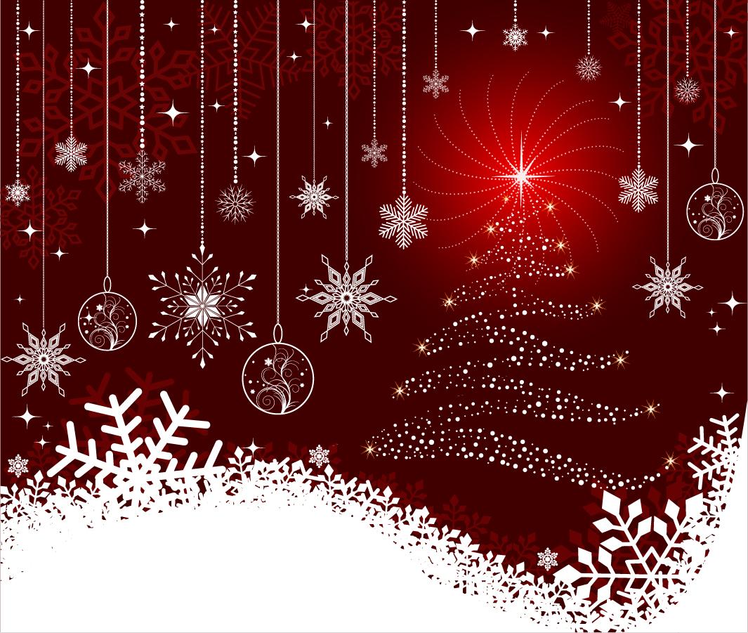 カレンダー 2015 カレンダー テンプレート ai : Free Vector Christmas Balls