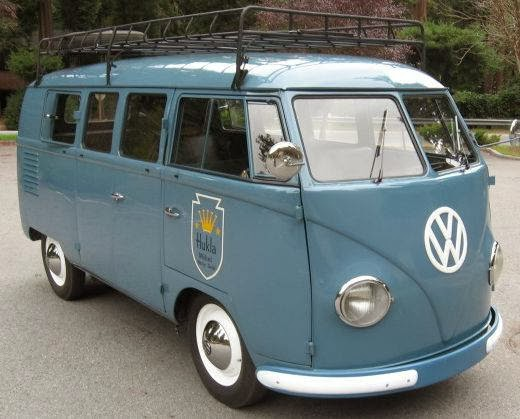 1953 Volkswagen Barndoor Bus For Sale Vw Bus Wagon