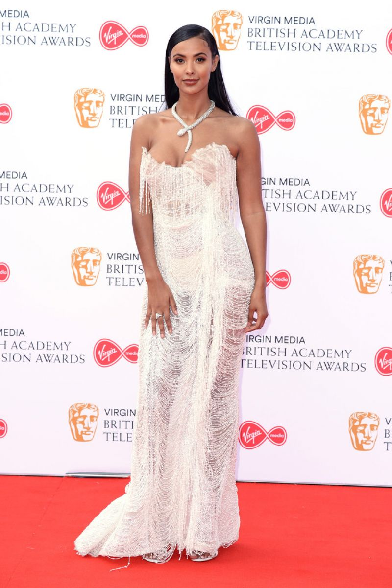 Maya Jama – Virgin Media BAFTA Television Awards 2019 in London