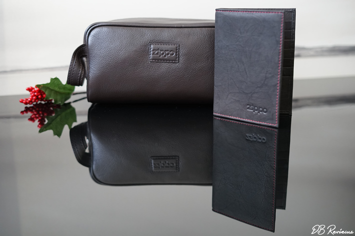 Zippo Leather Gift Sets