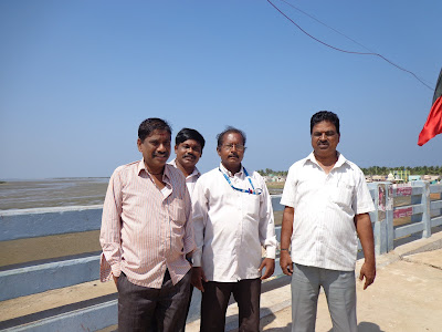 Pulicat Lake Photos with Friends - 1