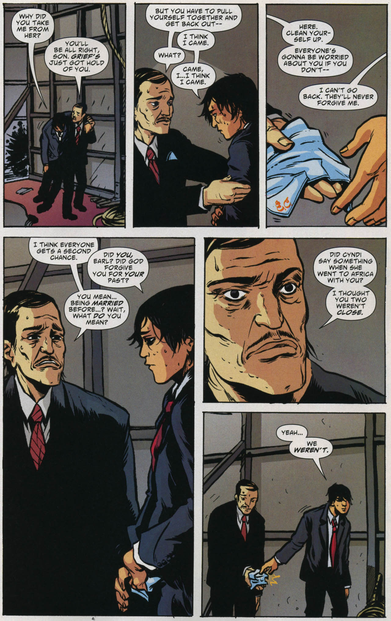 Read online American Virgin comic -  Issue #5 - 15