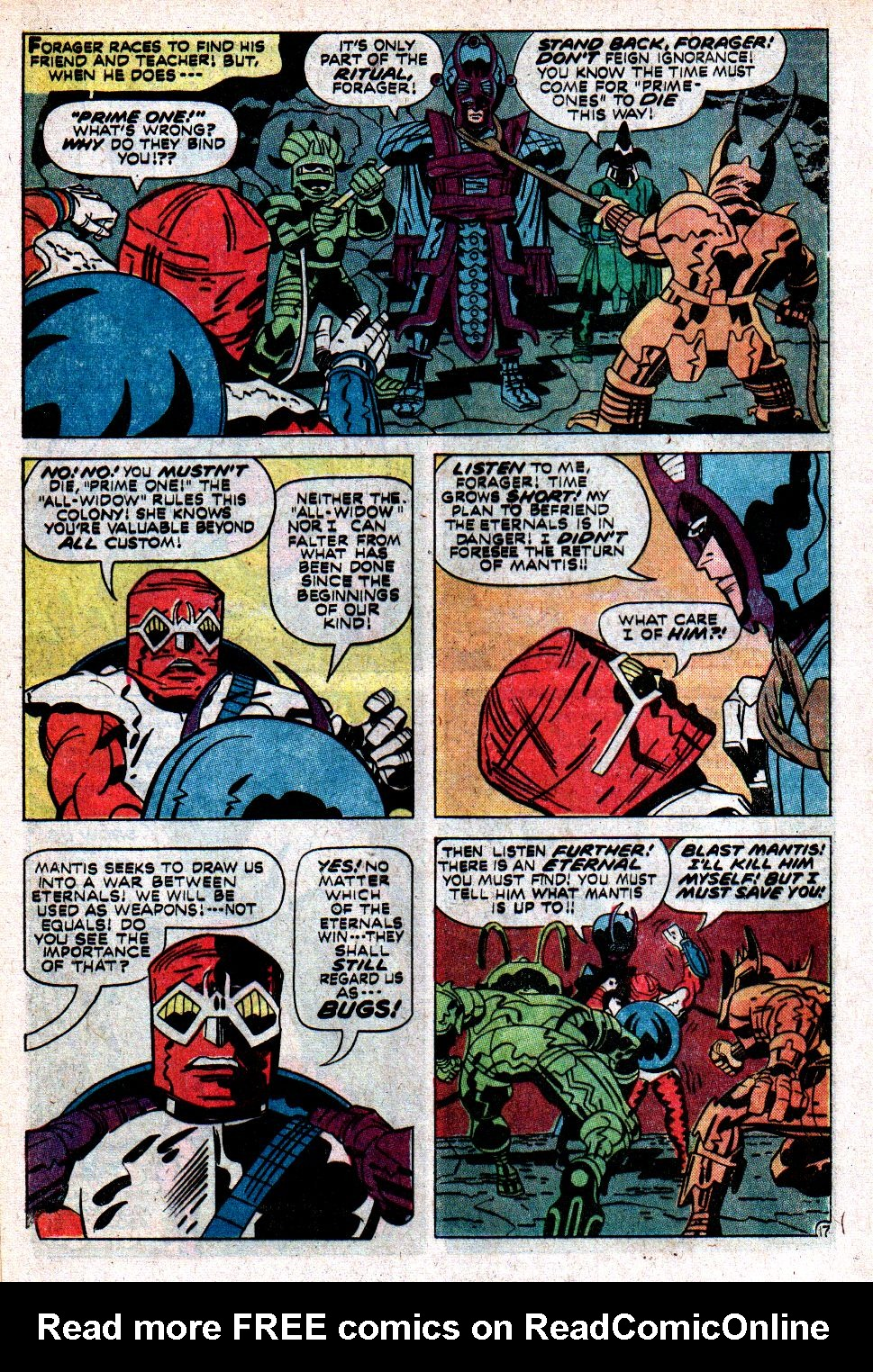 The New Gods (1971) issue 9 - Page 21
