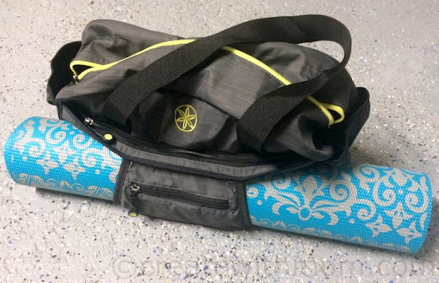 gaiam yoga bag