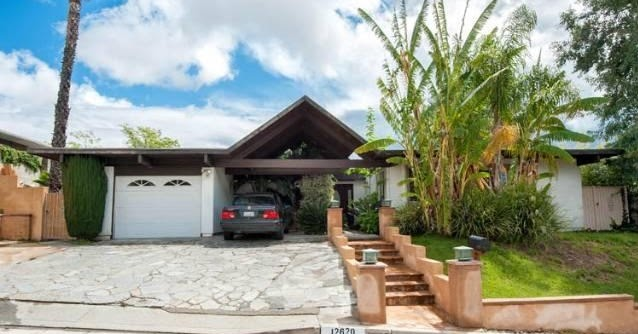 Kitchen Bath Remodel Gives Mid Century Home Modern Updates: Mid Century Modern Eichler Home Available In Granada Hills