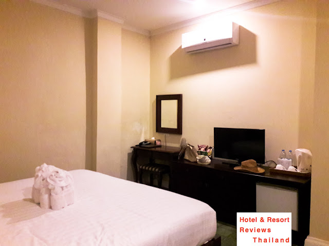Accommodation in Vientiane, Laos