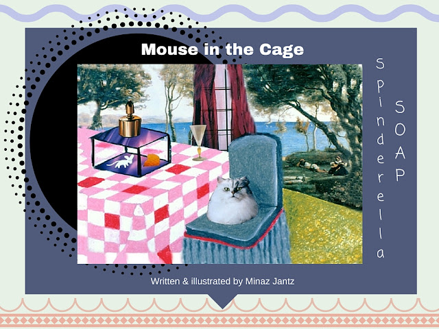 Spinderella Soap: Soap Scene #14, 'Mouse In A Cage'