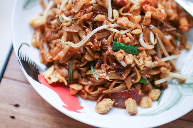 Lucky Suzie Penang Char Koay Teow Fried Noodles