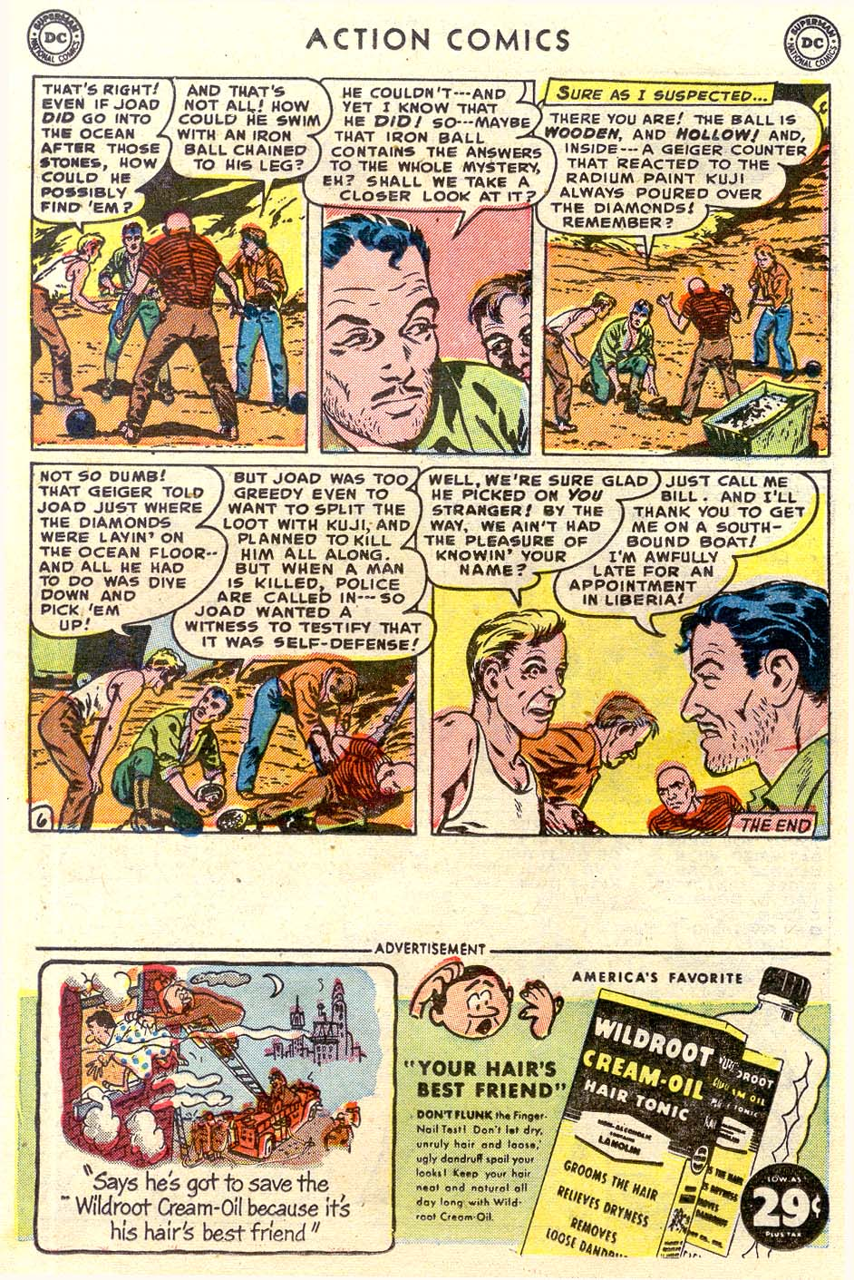 Read online Action Comics (1938) comic -  Issue #179 - 22