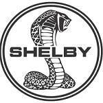 Logo Shelby marca de autos