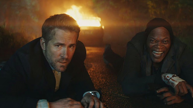 The Hitman's Bodyguard: Film Review