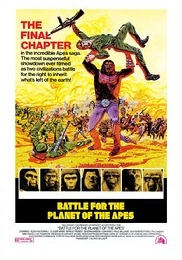 Battle For The Planet Of The Apes | Bmovies
