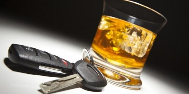 Τέταρτη η Πελοπόννησος σε παραβάσεις για οδήγηση υπό την επήρεια αλκοόλ