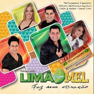 Download Cd Limão Com Mel Faz Um Coração (2012)