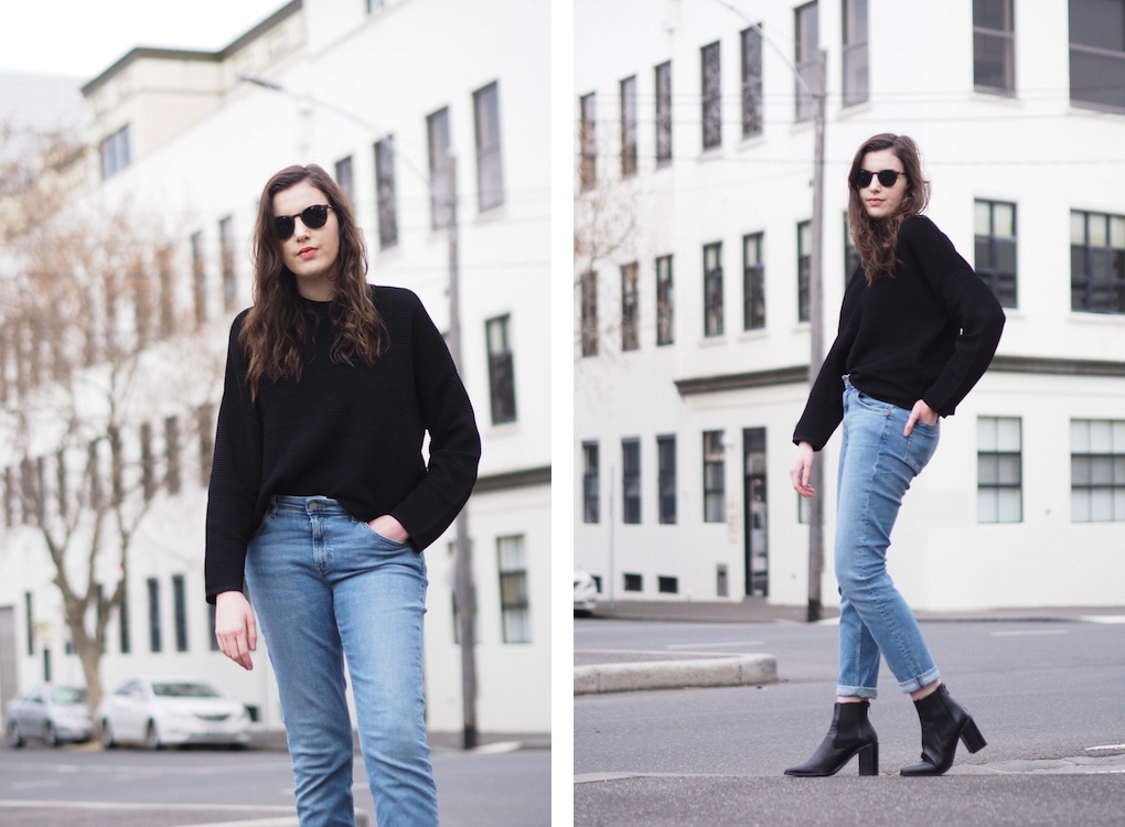 melbourne minimal fashion blogger
