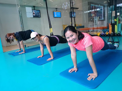 Vibe Fitness Studio: My #FitAtForty Fitness Partner