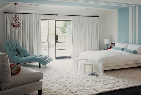 deco chambre interieur id es de d coration de la chambre coucher avec des tapis. Black Bedroom Furniture Sets. Home Design Ideas