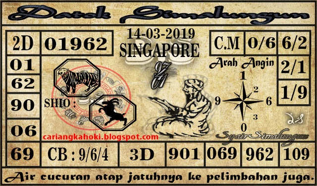 Forum syair singapore, syair sgp
