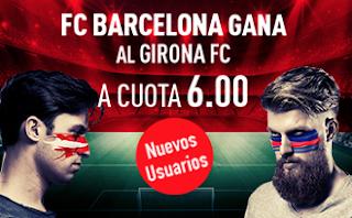 sportium Supercuota 6 Barcelona gana Girona 23 septiembre