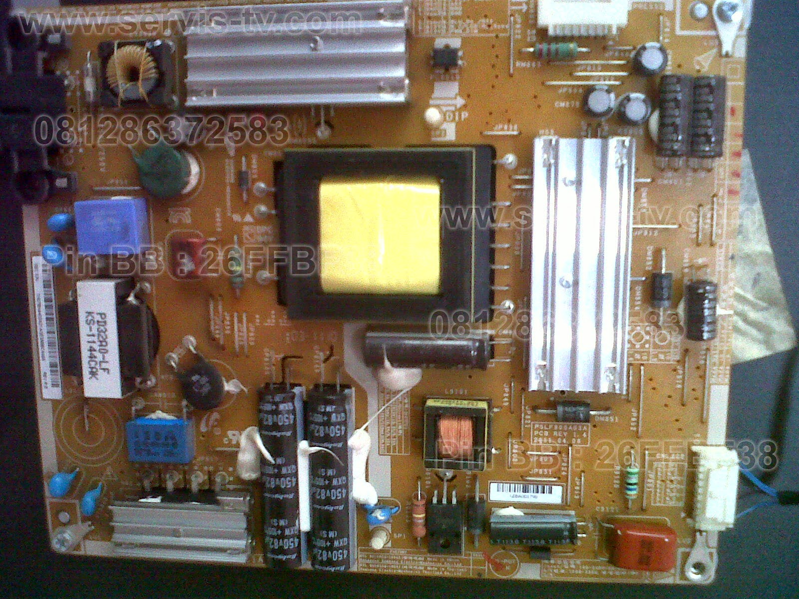 Samsung Power Supply LED TV UA32F5000