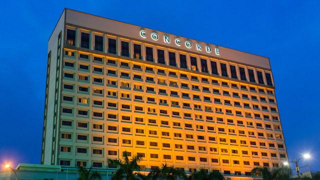 Jom ke Hotel Concorde Shah Alam