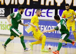 Πληροφορίες για το Super Cup στο FUTSAL (ΑΠΟΕΛ-Ομόνοια)