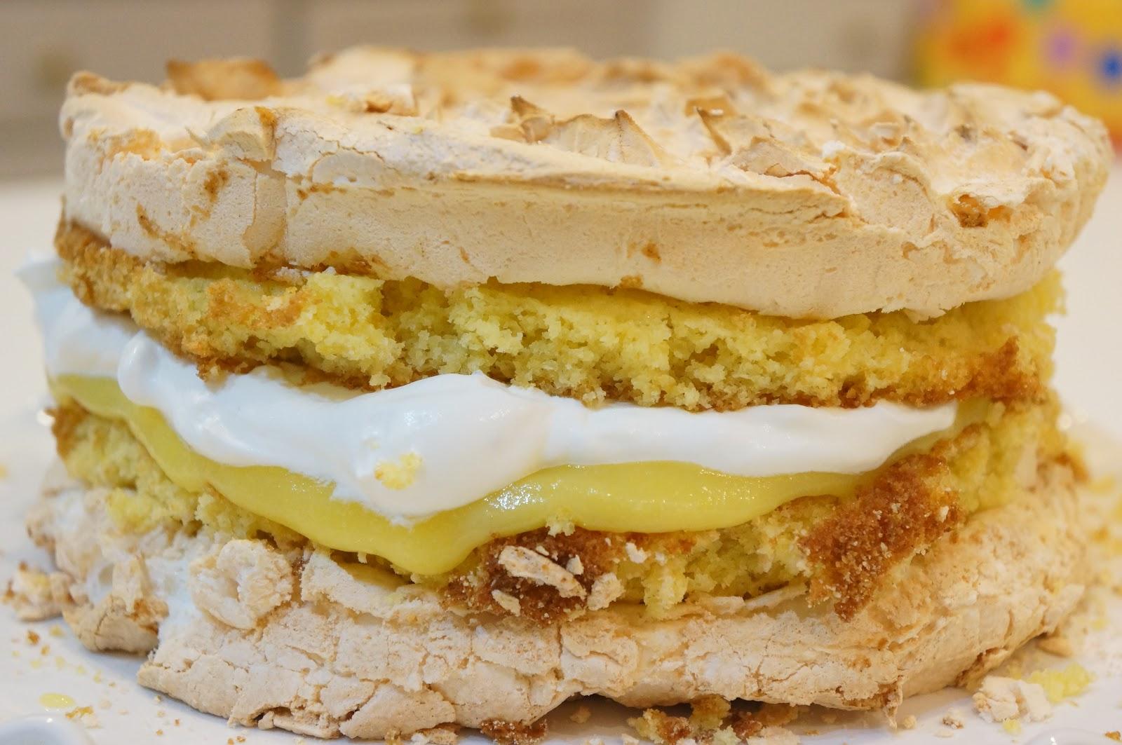 Nigella Lawson Layer Cake