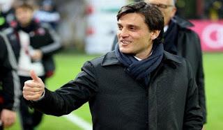 Montella Senang Dengan Penampilan Milan