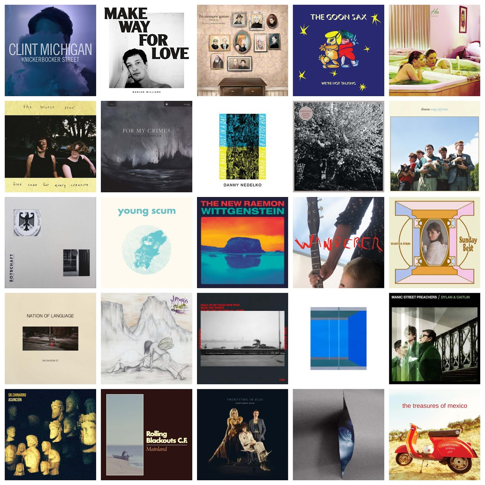 Bloodbuzzed: Best Songs of the Year 2018: 50-26