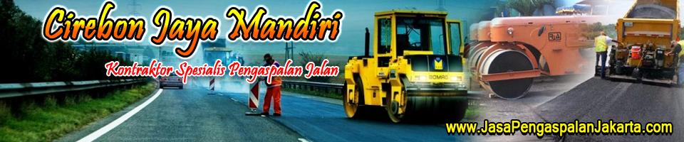 JASA PENGASPALAN JALAN JAKARTA