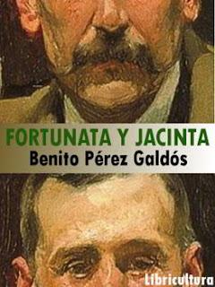 Portada del libro fortunata y jacinta para descargar en pdf gratis