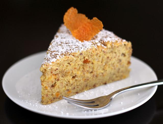 Almond Cake Recipe Keto: Whole Orange Almond Cake Recipe