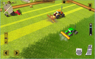 Game Real Tractor Farming Sim 2017 Apk