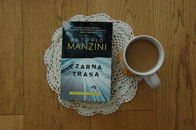włoski kryminał dobry kryminał antonio manzini rocco schiavone czarna trasa wydawnictwo muza jakie góry włoskie na urlop?