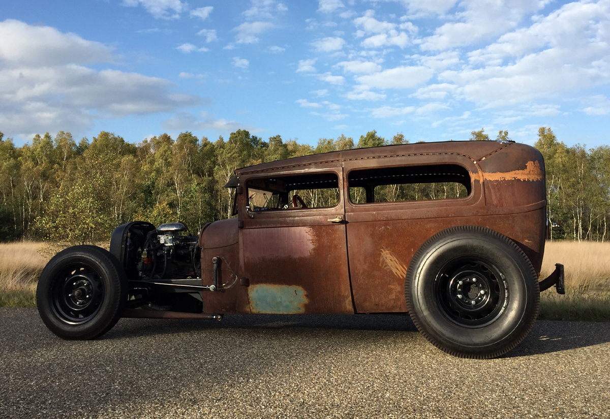 Rodcitygarage 1929 Ford Model A