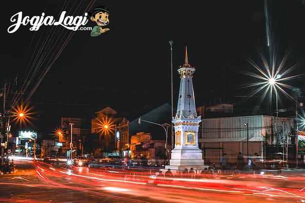 Tugu Jogja, Landmark Istimewa yang Wajib Dikunjungi Wisatawan