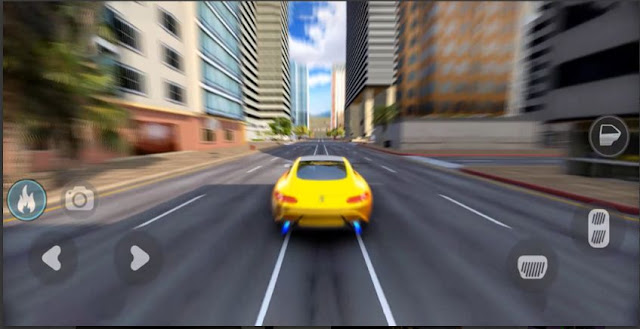 Game Balapan Offline Keren Go To Street 2 Android