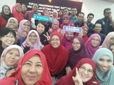 Perkongsian PAK21 bersama Guru Matematik Kumpulan Aspirasi Guru Matematik Malaysia, KAGUMM