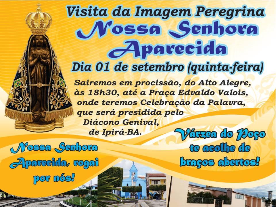 Imagem Original De Nossa Senhora Aparecida: Visita Da Imagem Peregrina De Nossa Senhora Aparecida