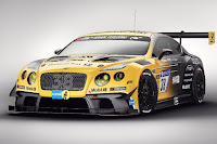 Bentley Team ABT Continental GT3 2017 Front Side