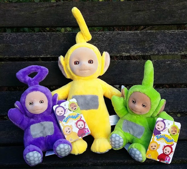New Teletubbies Plush Toy Reviews