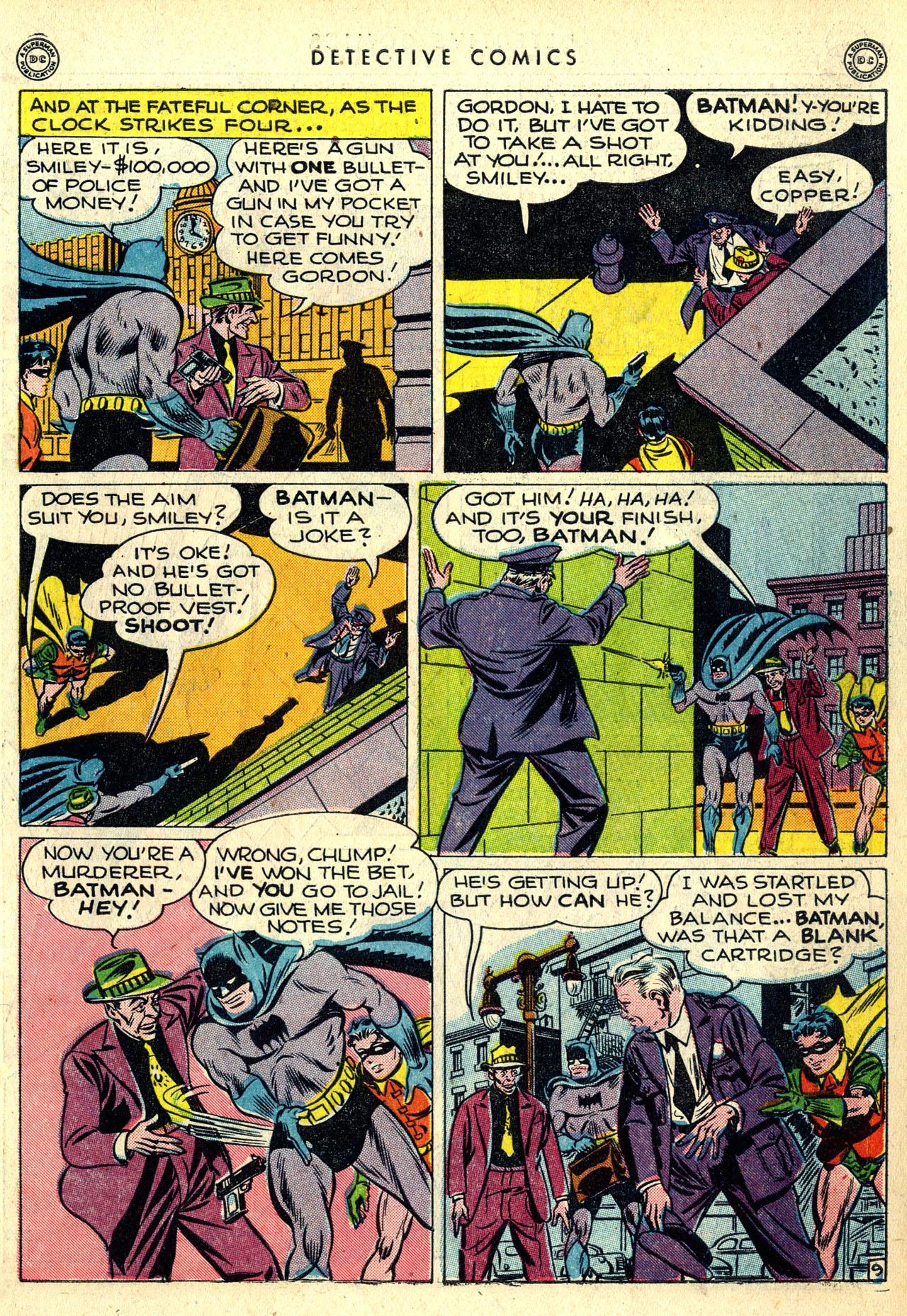 Read online Detective Comics (1937) comic -  Issue #121 - 11