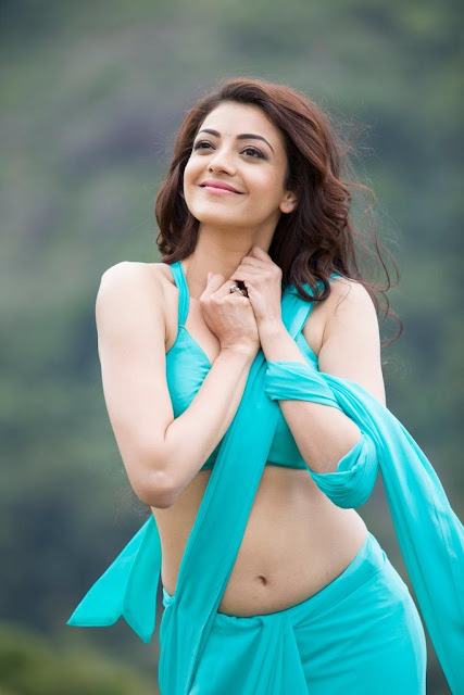 Kajal Agarwal Latest New Photoshoot kavalai vendam