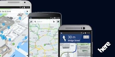 أفضل تطبيق الملاحة وخرائط للأيفون والأندرويد التي يمكنك استخدامها بدون الإنترنت