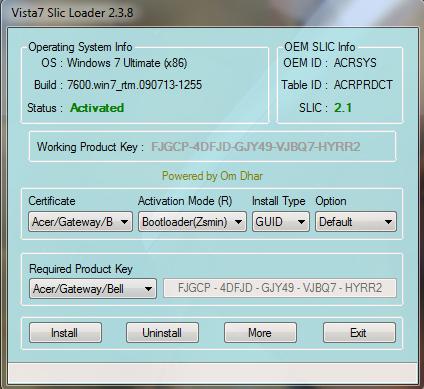 windows loader untuk windows 7