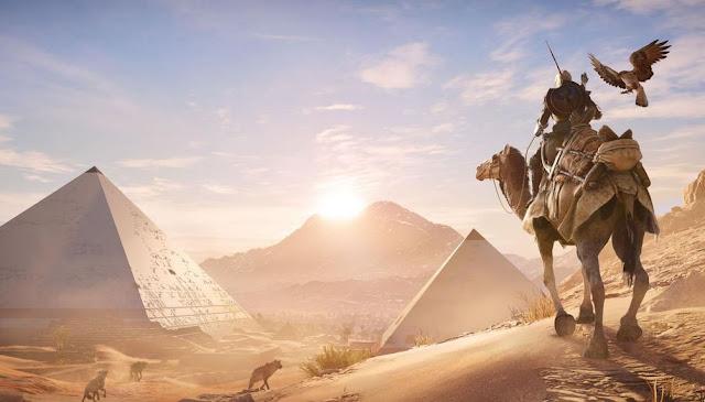 """الكشف عن عرض بالفيديو """" ولادة الأخوية """" للعبة Assassin's Creed Origins"""