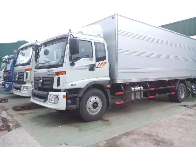 Xe tải Auman