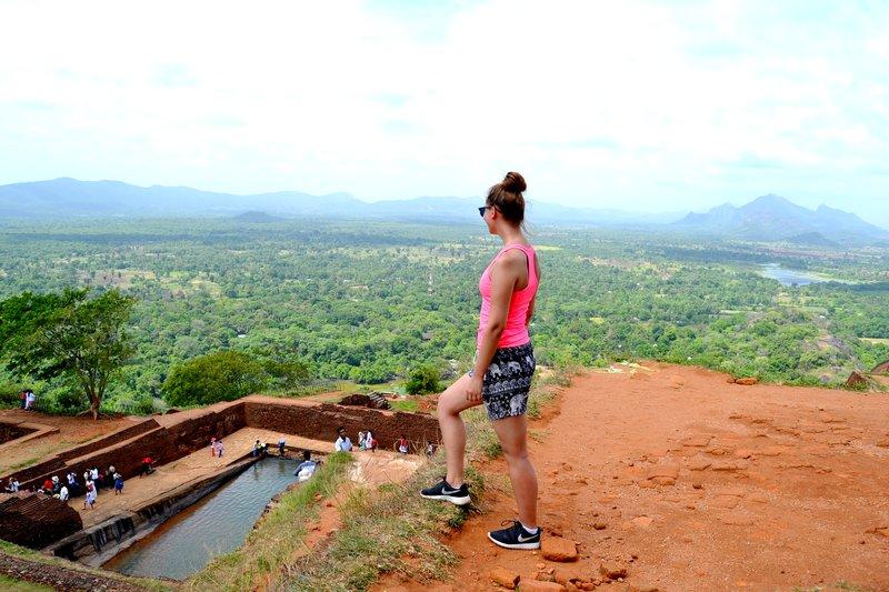 Sigiriya Lion Rock kokemuksia blogi