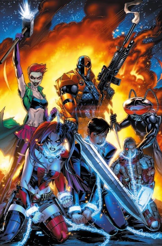 Dear Warner Bros. - Please don't screw up Suicide Squad