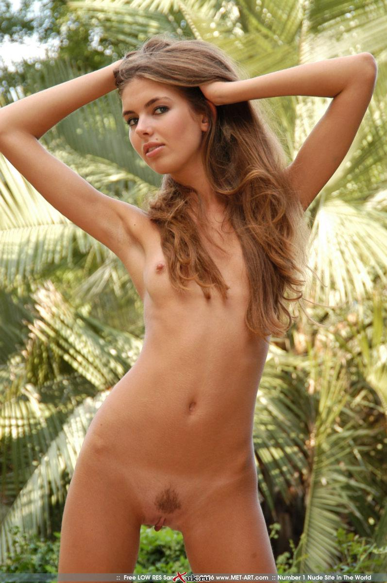 Skinny Hairy Naked Women